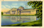 Museum of Science and Industries, Jackson Park, Chicago
