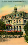 The Cabildo, Old Spanish Court Building, New Orleans, Louisiana
