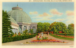Horticultural Building, Belle Isle Park, Detroit, Michigan