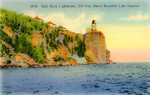 Split Rock Lighthouse, 200 Feet Above Beautiful Lake Superior