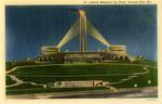 Liberty Memorial at Night, Kansas City, Missouri