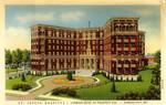 Saint Joseph Hospital - Linwood Boulevard at Prospect Avenue - Kansas City, Missouri