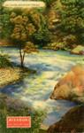 An Ozark Mountain Stream