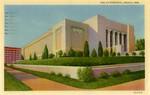 Joslyn Memorial, Omaha, Nebraska