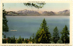 Lake Tahoe and Mount Tallac