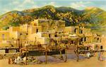 Taos Indian Pueblo, New Mexico