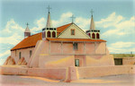 Old Church of St. Augustine, Isleta, New Mexico