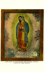 Our Lady of Guadalupe - San Miguel Church, Santa Fe, New Mexico