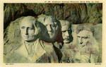 Mount Rushmore National Memorial - Black Hills, South Dakota