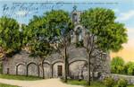Mission San Juan Capistrano, Third Mission Built in 1731 - San Antonio, Texas