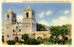 Mission de la Purisima Concepcion, First Mission - San Antonio, Texas