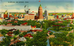 Skyline - San Antonio, Texas