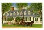 Raleigh Tavern and Colonial Coach - Williamsburg, Virginia