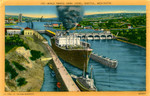 World Famous Canal Locks -Seattle, Washington