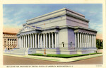 Building for Archives of United States of America  - Washington, D.C.