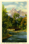 Twin Peaks - Teton National Park