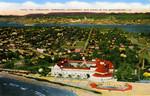 United States – California – Coronado – Hotel del Coronado – San Diego in the Background