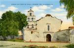 United States – California – San Diego – Mission San Diego de Alcala – Founded 1769