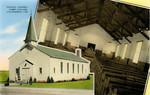 United States – California – La Jolla – Typical Chapel Camp Callan