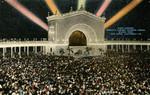 United States – California – San Diego – Balboa Park – World's Largest Outdoor Organ – Night Concert