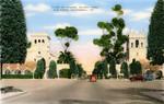 United States – California – San Diego – Balboa Park – Plaza de Panama