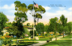 United States – California – San Diego – Old Town – Plaza
