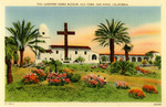 United States – California – San Diego – Old Town – Junípero Serra Museum