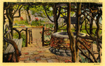 United States – California – San Diego – Old Town – The Wishing Well at Ramona's Marriage Place