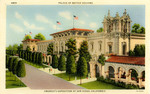 Palace of Better Housing - America's Exposition at San Diego, California