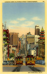 United States – California – San Francisco – Looking down California Street toward Market