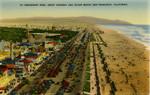 Amusement Zone, Great Highway and Ocean Beach, San Francisco, California