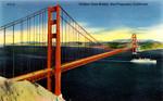 United States – California – San Francisco – Golden Gate Bridge
