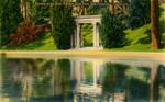 Portals of the Past, Golden Gate Park, San Francisco, California