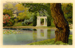"""United States – California – San Francisco – Golden Gate Park – """"Portals of the Past"""""""