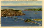 United States – California – San Francisco-Oakland Bay Bridge – The Pacific – Golden Gate Bridge and Golden Gate Entrance to San Francisco Bay