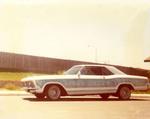 "Amigos Car Club: Photograph of 1964 Buick Riviera belonging to Victor ""Buzz"" Muñoz"