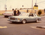 Amigos Car Club: Photograph of 1978 Chevrolet Monte Carlo, belonging to Guillermo Olguin; photo taken at the Dairy Queen parking lot, around the corner of Beyer Blvd and Coronado Ave in South Bay