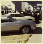 Brown Image Car Club: Photograph of a gathering at Chicano Park