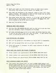 Brown Image Car Club: Document of club bylaws