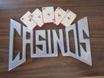 Casinos Car Club: Plaque of Casinos Car Club