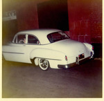 Chicano Brothers Car Club: Photograph of a two-door 1952 Chevy Sedan owned by David Aguilar