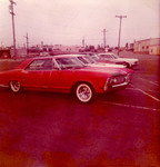 Chicano Brothers Car Club: Photograph of a 1964 Buick Riviera