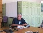 Coachmen Car Club: Photograph of Pablo Chavez of Coachmen Car Club at Via International