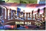 Disciples Car Club: Club banner
