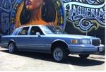Disciples Car Club: Photograph of club president John Estrada's car