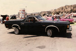 Domestic Rides Car Club: Photograph of a Ford Ranchero owned by Manuel Carreño