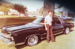 Domestic Rides Car Club: Photograph of 1974 Monte Carlo