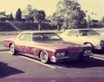 New Wave Car Club: Photograph of a 1973 Buick Riviera