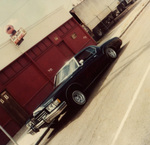 New Wave Car Club: Photograph of the original (pre-customization) 1973 Buick Riviera