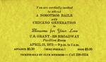 Nosotros Car Club: Invitation to a dance